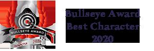 Bullseye Award Badge