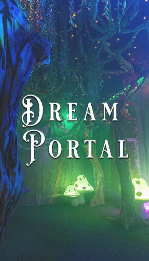 dream portal Escape Room poster