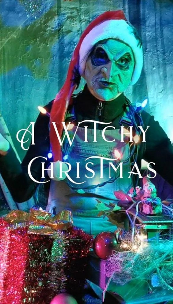 A Witchy Christmas Escape Room Poster