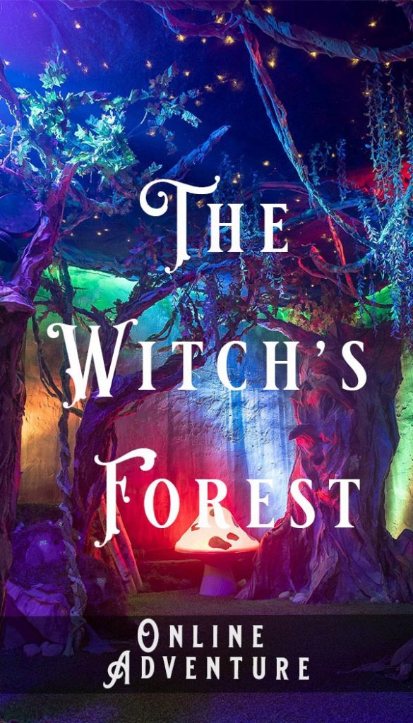 The Witches Forest Online Escape Room